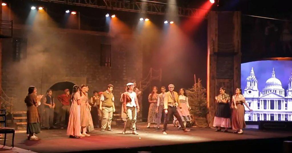 Oliver Twist – Tarbeya Scouts Kafarroumman
